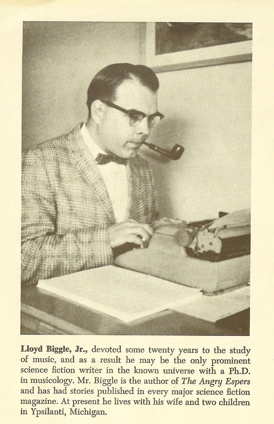 Lloyd Jr Biggle