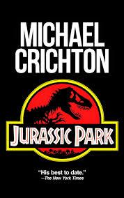 Michael Crichton Park jurajski