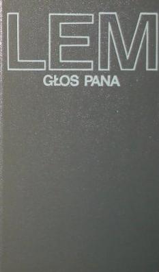 Stanisław Lem Głos Pana