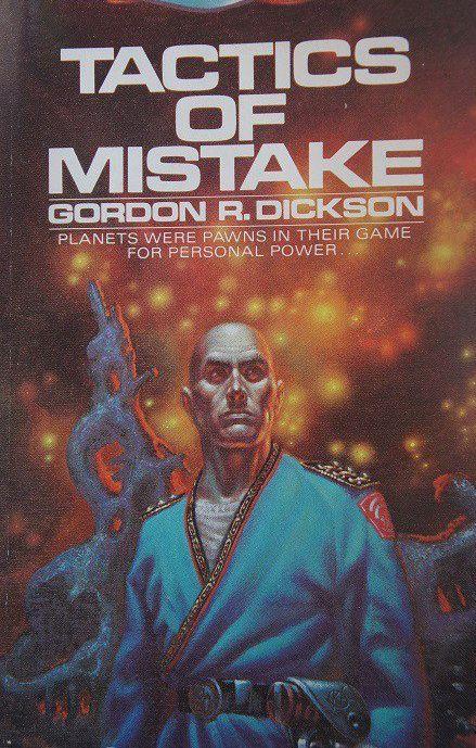 Gordon R. Dickson Taktyka błędu