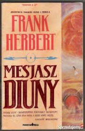 Frank Herbert Mesjasz Diuny